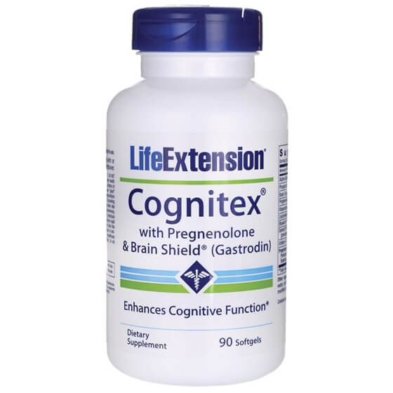 Cognitex ® with Pregnenolone & Brain Shield ®